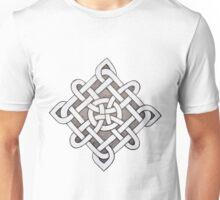 Celtic Cross Four Unisex T-Shirt