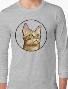 Tito the Cat Long Sleeve T-Shirt