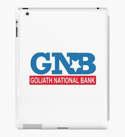 "HIMYM ""Goliath National Bank"" iPad Case/Skin"