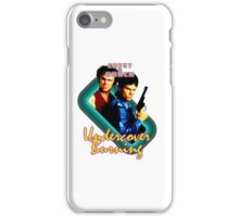 Brock and Chest- Undercover Burning iPhone Case/Skin