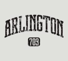 Arlington 703 (Black Print) by smashtransit