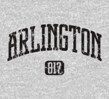 Arlington 817 (Black Print) by smashtransit