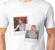 Polaroid coachella Aaron Carpenter Unisex T-Shirt