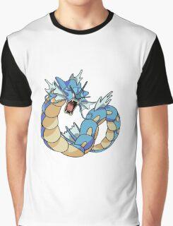 Pokemon - Gyarados Merch Graphic T-Shirt