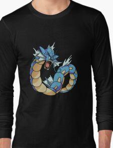 Pokemon - Gyarados Merch Long Sleeve T-Shirt