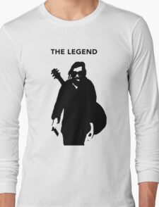 RODRIGUEZ THE LEGEND Long Sleeve T-Shirt