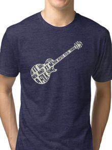 Hang Me, Oh Hang Me Tri-blend T-Shirt