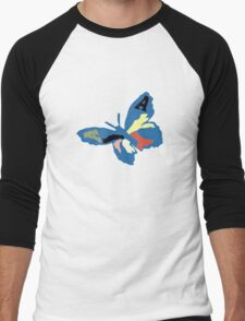 The Avalanches - Wildflower Butterfly Men's Baseball ¾ T-Shirt