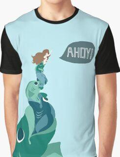 AHOY! Graphic T-Shirt