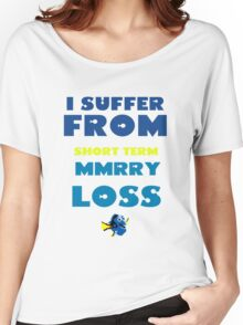 MMRY LOSS Women's Relaxed Fit T-Shirt