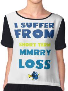 MMRY LOSS Chiffon Top
