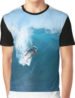 Kelly Slater Takeoff Pipeline Masters Graphic T-Shirt