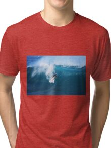 Kelly Slater Takeoff Pipeline Masters Tri-blend T-Shirt
