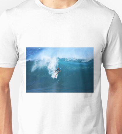Kelly Slater Takeoff Pipeline Masters Unisex T-Shirt