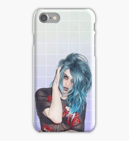 Adore Delano x Blue iPhone Case/Skin