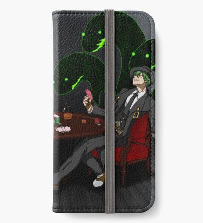 Adachi + Hazama  iPhone Wallet/Case/Skin