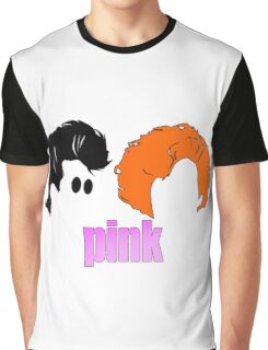 Pretty Pink Graphic T-Shirt