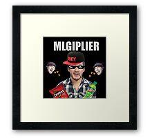 MLGIPLIER V1 Framed Print