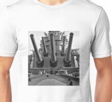 USS Alabama Unisex T-Shirt