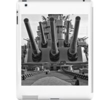 USS Alabama iPad Case/Skin