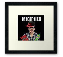 MLGIPLIER V2 Framed Print