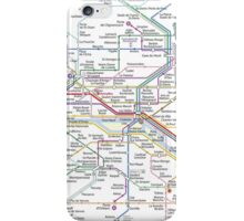 Paris Subway 2016 iPhone Case/Skin