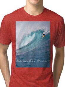 Waimea Bodyboarder T-Shirt Tri-blend T-Shirt