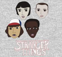 Stranger Things Crew Baby Tee