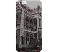 Haunted House iPhone Case/Skin
