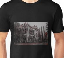 Haunted House Unisex T-Shirt