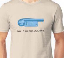 Phreaker Whistle x Magritte Unisex T-Shirt