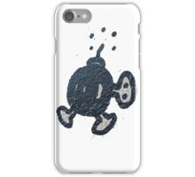 Mario bobomb iPhone Case/Skin