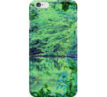 Green Serenity iPhone Case/Skin