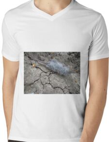 One rat escape from the Zoo of Death Mens V-Neck T-Shirt