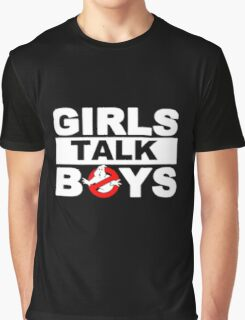 ✦ girls talk boys ✦ *5sos* Graphic T-Shirt