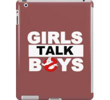 ☾☆ girls talk boys i. iPad Case/Skin