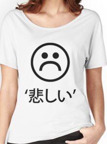 SAD BOYS - T-Shirt Women's Relaxed Fit T-Shirt