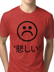 SAD BOYS - T-Shirt Tri-blend T-Shirt