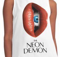 The Neon Demon Contrast Tank