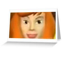 Scooby doo meme  Greeting Card