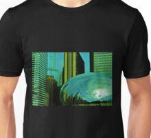 Chicago 3- Green Bean Unisex T-Shirt