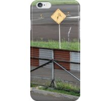 husein sastranegara airfield iPhone Case/Skin