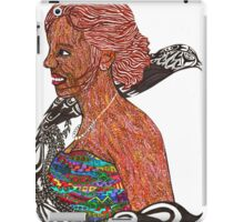 who knows iPad Case/Skin