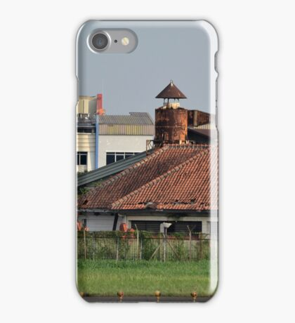 old warehouse iPhone Case/Skin