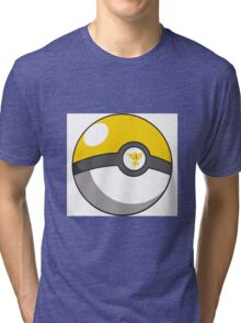 Instinct Pokeball Tri-blend T-Shirt