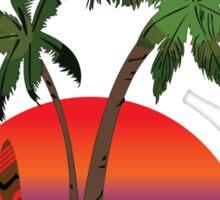 Point Mugu California Sticker