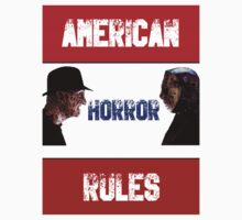 American Horror Rules! by JoeDigitalMedia