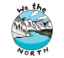 We The North 01 Photographic Print