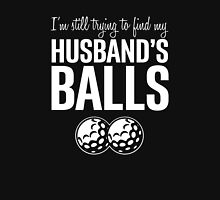 Husband's Balls Women's Relaxed Fit T-Shirt