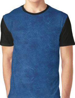 Cool Black Oil Pastel Color Accent Graphic T-Shirt